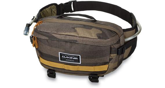 Dakine Hot Laps 5l Hip Bag Field Camo